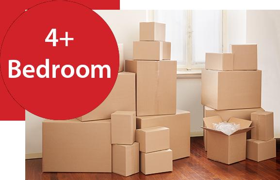 4+ Bedroom