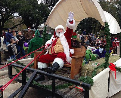 Montgomery Christmas Parade 2021 5 Local Holiday Events Not To Be Missed Montgomery Self Storage
