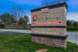 Montgomery Self Storage Schroeder Rd Storage 77070